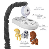 Star Wars Millennium Falcon Musical Baby Crib Mobile by Lambs & Ivy