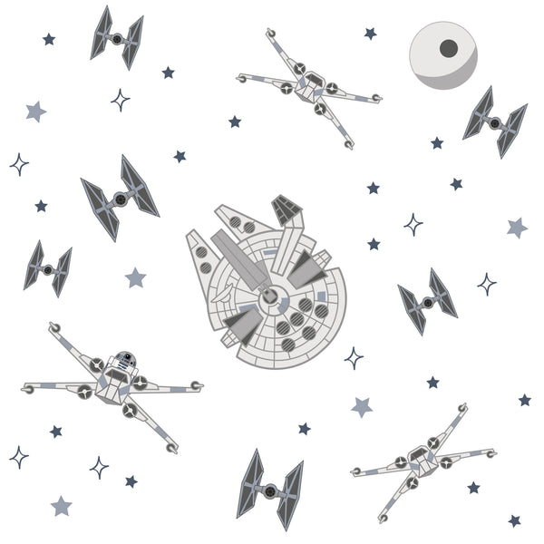 Star Wars Squadron Wall Decals by Lambs & Ivy