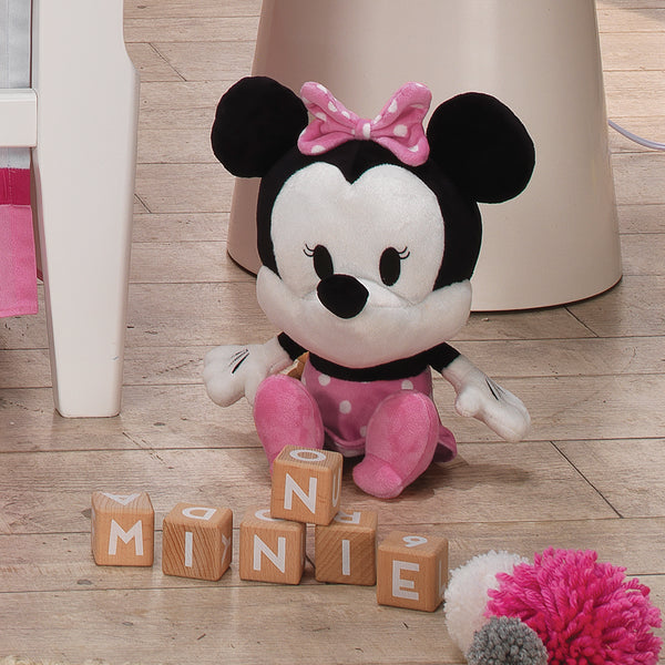 Minnie Mouse Plush - Lambs & Ivy