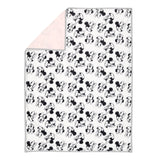 MINNIE MOUSE Baby Blanket - Allover - Lambs & Ivy