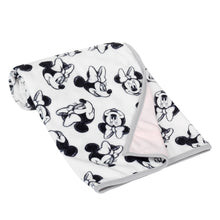 MINNIE MOUSE Baby Blanket - Allover by Lambs & Ivy