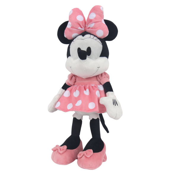 MINNIE MOUSE Plush by Lambs & Ivy
