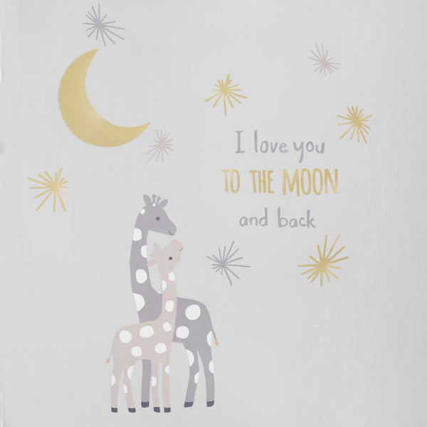 Signature Moonbeams Wall Decals/Appliques - Lambs & Ivy