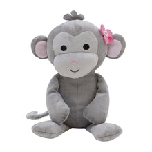 Pinkie Plush Monkey - Cupcake - Lambs & Ivy