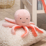 Ocean Mist Plush Octopus - Bubbles - Lambs & Ivy