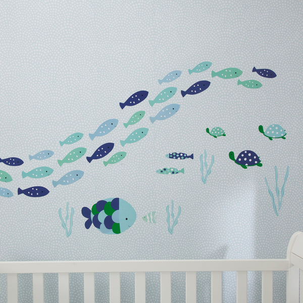 Oceania Wall Decals - Lambs & Ivy