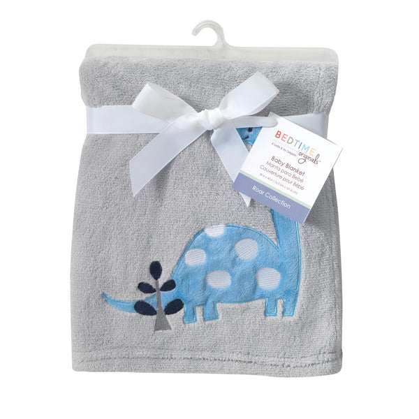 Roar Blanket by Bedtime Originals