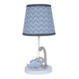 Roar Lamp with Shade & Bulb - Lambs & Ivy