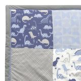 Roar 3-Piece Crib Bedding Set - Lambs & Ivy