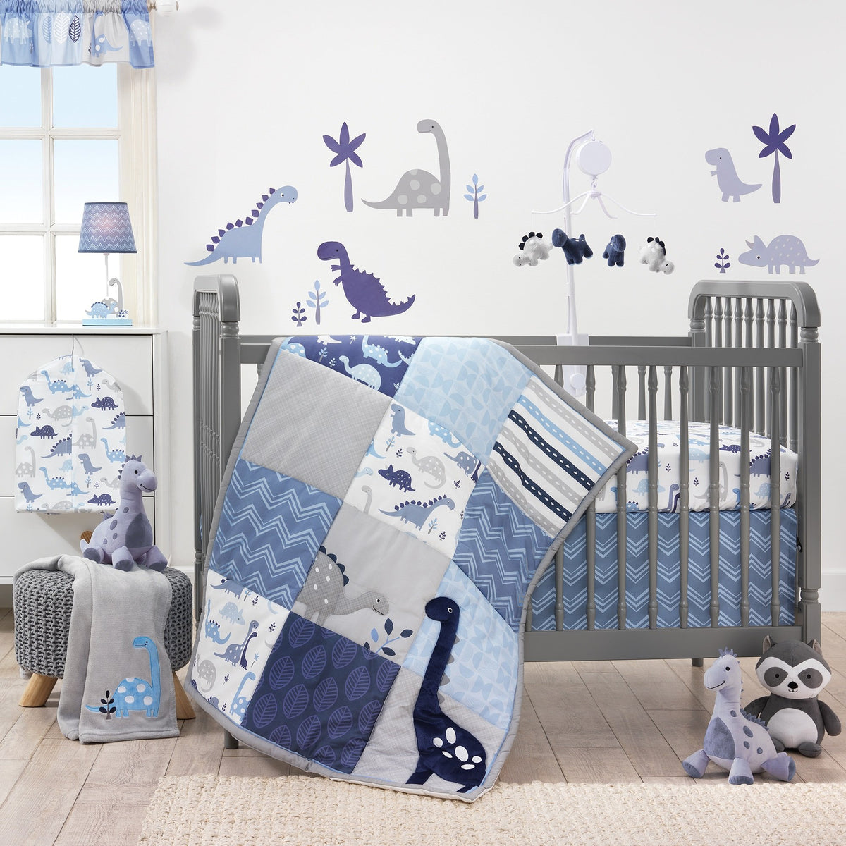 Roar 3 Piece Crib Bedding Set Lambs Amp Ivy