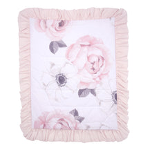 Floral Garden Reversible Crib Quilt - Lambs & Ivy