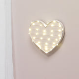 Signature Heart Light Up Wall Decor by Lambs & Ivy