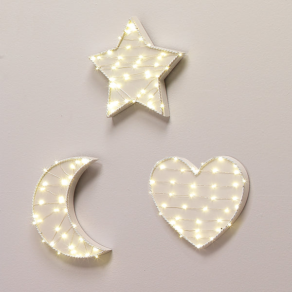 Signature Star Light Up Wall Decor by Lambs & Ivy