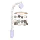 Signature Pom Pom Musical Baby Crib Mobile - Lambs & Ivy