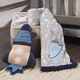 Sky Rocket Plush by Lambs & Ivy