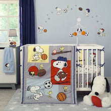 Snoopy™ Sports 3-Piece Bedding Set by Bedtime Originals