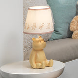 Storytime Pooh Lamp with Shade by Lambs & Ivy