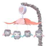 Sweet Owl Dreams Musical Baby Crib Mobile - Lambs & Ivy