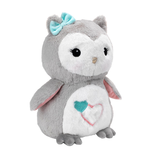 Sweet Owl Dreams Plush - Sugar Cookie - Lambs & Ivy
