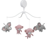 Twinkle Toes Musical Baby Crib Mobile by Bedtime Originals