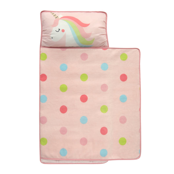 Unicorn Nap Mat by Lambs & Ivy