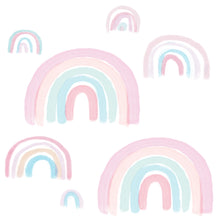 Watercolor Pastel Wall Decals by Lambs & Ivy