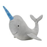 Whales Tale Plush Narwhal - Nori by Bedtime Originals