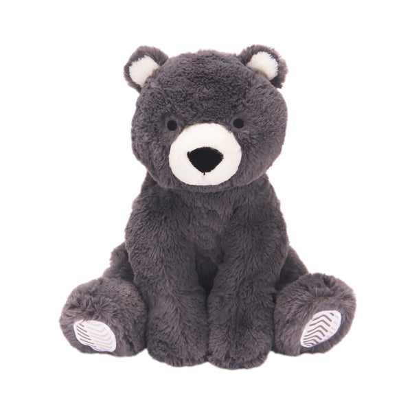 Woodland Forest Plush Bear - Oscar - Lambs & Ivy