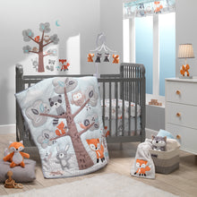 Woodland Friends 3-Piece Crib Bedding Set by Bedtime Originals