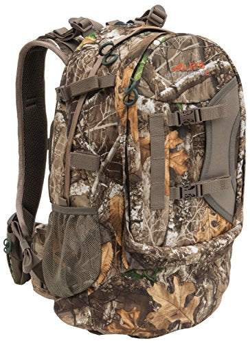 ALPS OutdoorZ Pursuit Hunting Pack | Camo Pattern Multi-Pocket Backpack