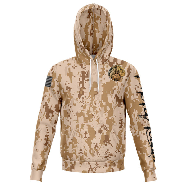 Twisted turkey premium hoodie-2021