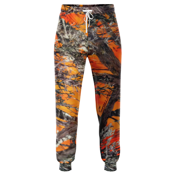 Athletic Orange camo pant-2021