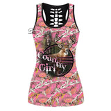Country girl Hollow out collection#2