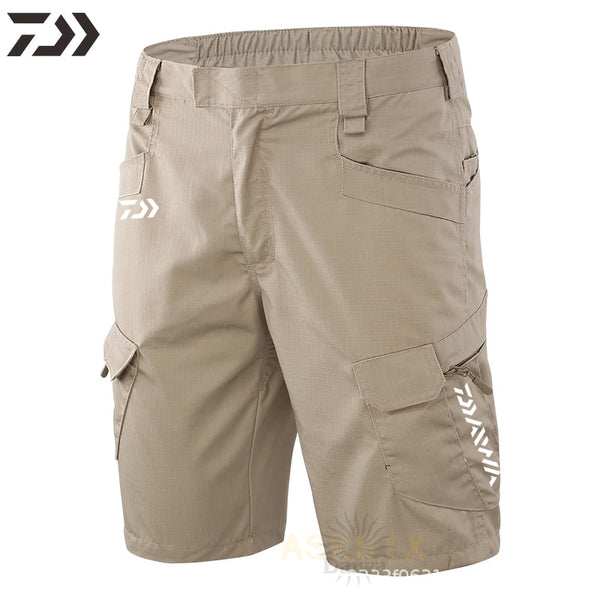 Daiwa Fishing Pants For Man Breathable Quick Dry Fishing Shorts Shimanos Casul Durable Outdoor Sport Fishing Clothes Outer Wear