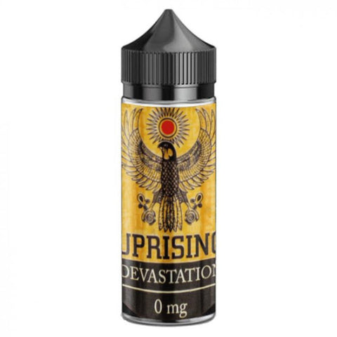 X2O Uprising Devastation vape juice