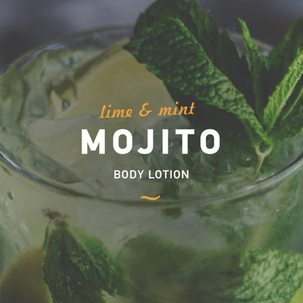 Mojito Body Lotion - Lime & Mint 青檸薄荷潤膚乳 130g
