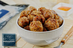 "Tuna Mini Balls ""Kids' Favorite"""
