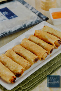 "Regular Tuna Lumpia ""Not Your Ordinary Lumpia"""