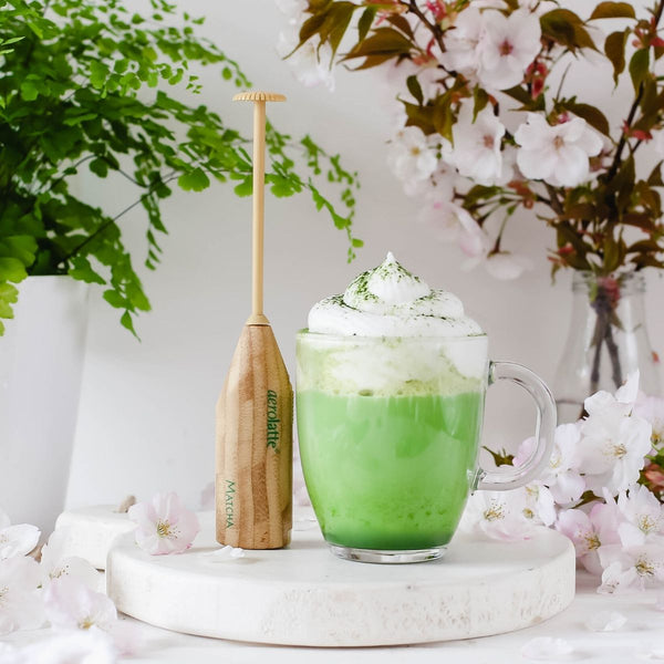 Matcha Electric Whisk