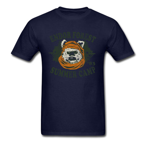 Endor Forest Summer Camp T-Shirt