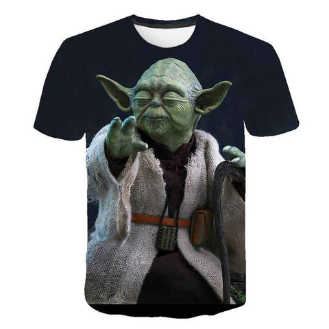 Yoda Force T-Shirt