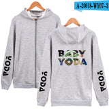Baby Yoda Pullover Hoodie
