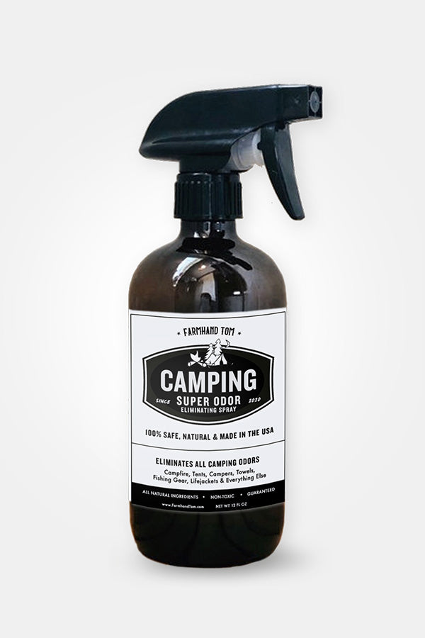 CAMPING | Super Odor Eliminating Spray