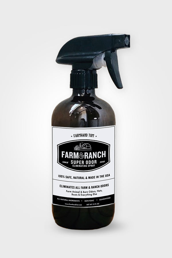 FARM & RANCH | Super Odor Eliminating Spray