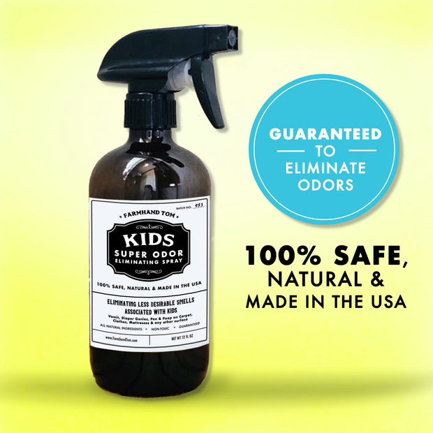 KIDS | Super Odor Eliminating Spray