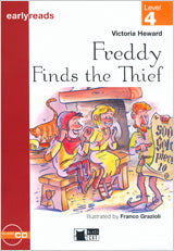 Freddy Finds The Thief+Cd Drama