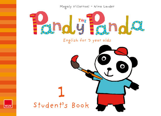 Pandy The Panda Student's Book 1+ Cd