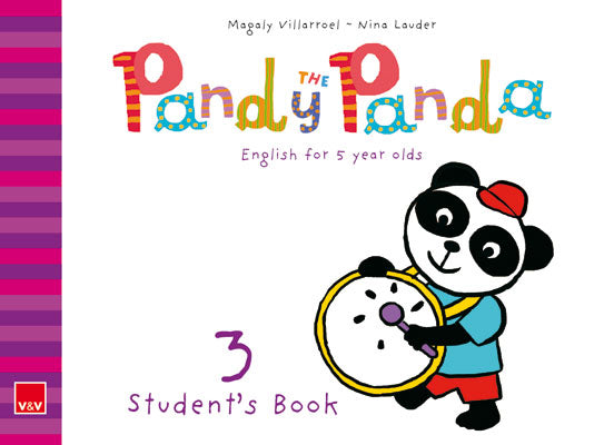 Pandy The Panda Student's Book 3+ Cd