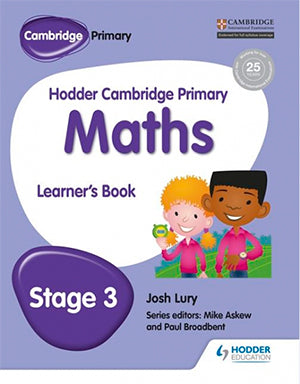 Maths Book 3 (Cambridge Primary)