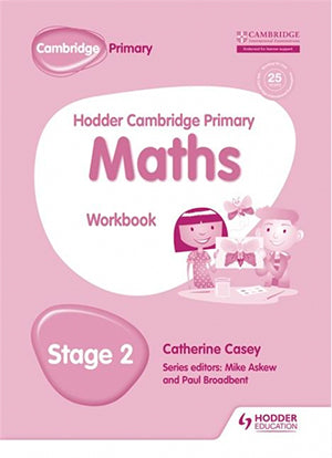 Maths Workbook 2 (Cambridge Primary)